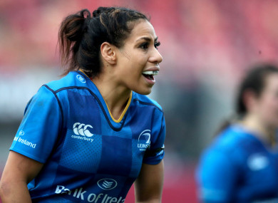 Naoupu will lead a new-look Leinster side this year.