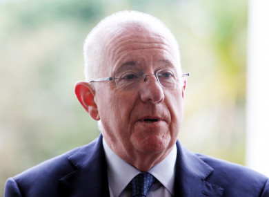 Justice Minister Charlie Flanagan