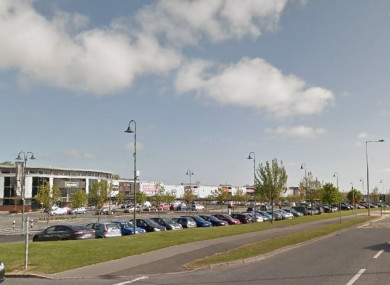 File photo of Airside Retail Park.