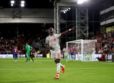 He has been a hit at Liverpool.