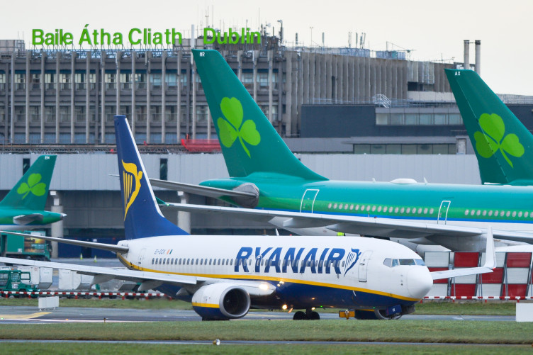 19ca170d65393 Man arrested at Dublin Airport for chasing plane onto tarmac after missing  his flight