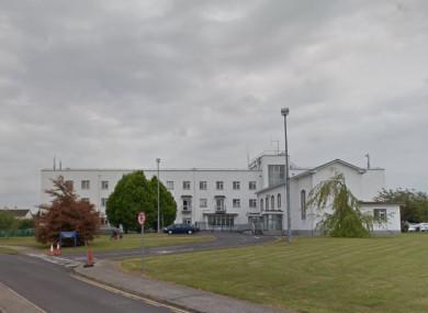 Portlaoise Hospital - File Image