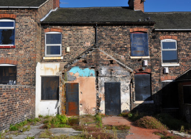 Urgent buy up of empty houses needed, but vacant property
