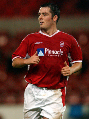 Foy played with Nottingham Forest until 2003.