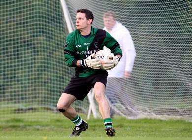 Parnells and Dublin goalkeeper Stephen Cluxton (file pic).