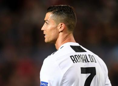 Cristiano Ronaldo Hairstyle History Gallery New Hairstyles Update