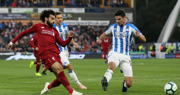 As it happened: Huddersfield Town v Liverpool, Premier League