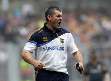 Sheedy led Tipperary to the All-Ireland Senior Hurling Championship in 2010.