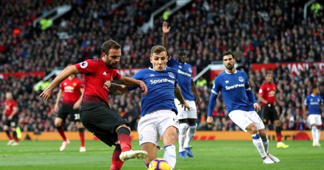As it happened: Man United vs Everton, Premier League