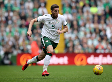 Matt Doherty previously suggested his face didn't fit in the Ireland set-up.