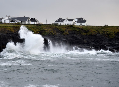 File photo Spanish Point Co Clare