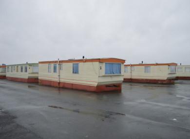 Lissywollen Accommodation Centre, Athlone