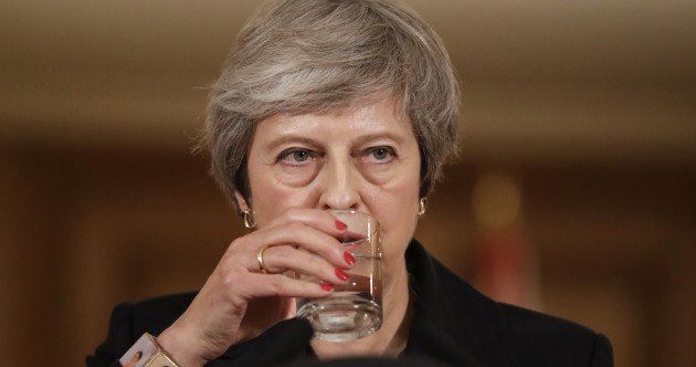 As it happened: Theresa May stands firm after day of Brexit chaos in Westminster