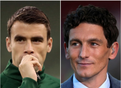 Seamus Coleman felt Keith Andrews' recent remarks about the Irish team were unduly harsh.