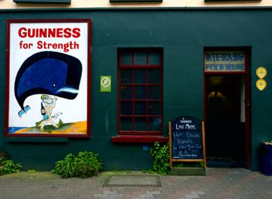 The Folk House in Kinsale, Co Cork