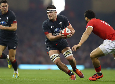 Jenkins was in impressive form for Wales in November.
