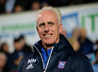 Mick McCarthy: will sign a multi-year deal.