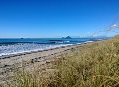 Matata Beach, New Zealand