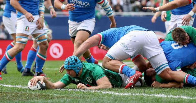 As it happened: Ireland v Italy, November Tests