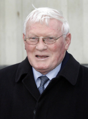 Sean Garland, lifelong republican and socialist and leading member of the Workers Party.