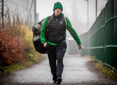 Damien Duff: set to leave with Shamrock Rovers.