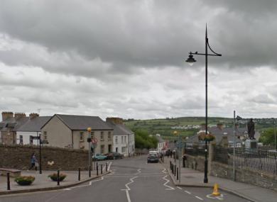 Castle Street, Letterkenny Co Donegal