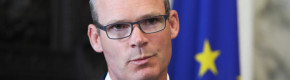 Coveney says there's 'a lot of pushing and shoving' going on in relation to Brexit, but the EU has Ireland's back