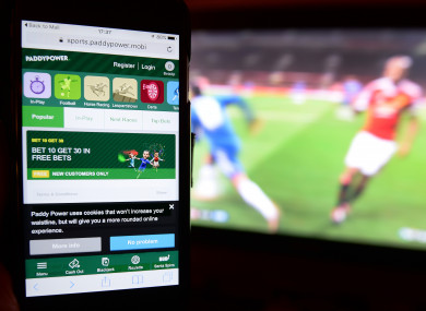 Political pressure has mounted recently regarding the amount of betting advertising on TV.
