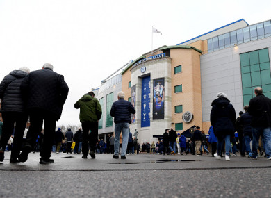 The Chelsea chairman penned an open letter to supporters.