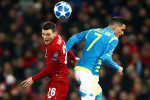 LIVE: Liverpool vs Napoli, Champions League