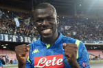 Napoli rejected �106 million Man United bid for star defender, claims chairman