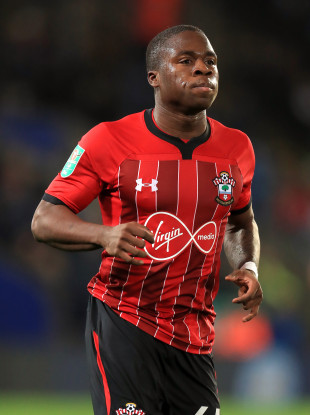 Michael Obafemi appeared in Southampton's League Cup clash with Leicester on Tuesday.
