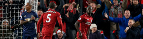 LIVE: Liverpool v Manchester United, Premier League