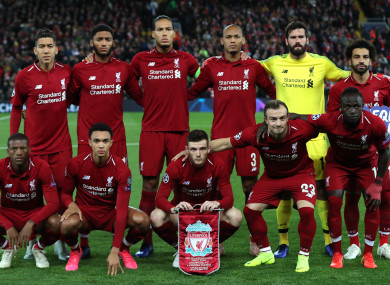 Liverpool have had their best-ever start to a top-flight campaign this season.