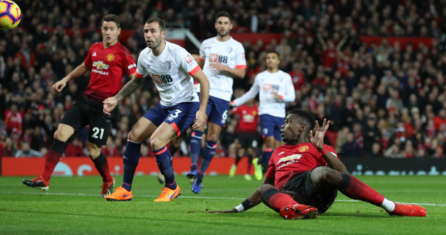 As it happened: Man United vs Bournemouth, Premier League