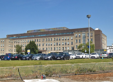 Letterkenny University Hospital, where the post mortem was carried out.