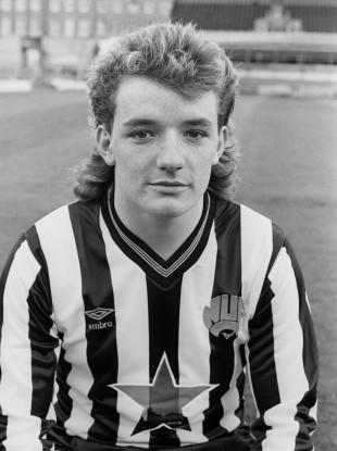 Paul Ferris, Newcastle United.