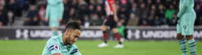 Brilliant late assist from Shane Long helps Southampton end Arsenal's 22-match unbeaten run