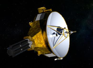 Artist's impression of NASA's New Horizons spacecraft