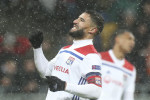 'Moment of genius' from Liverpool target Fekir sends Lyon into Champions League last 16
