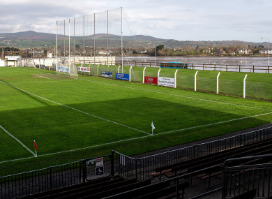 The Fraher Field in Dungarvan hosted today's game.