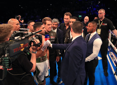 Amir Khan and Kell Brook have been linked for years but have never exchanged leather in the ring.