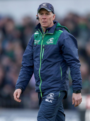 Andy Friend: Connacht made to battle in 'frustrating' game.