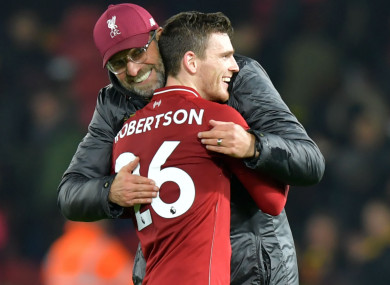 Robertson has committed his future to the Reds.
