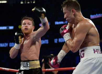 Canelo's promoter says he wants the Mexican to face Golovkin for a third time in early summer.