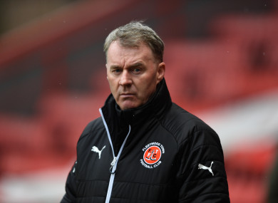John Sheridan is set for a second stint as manager of Chesterfield.
