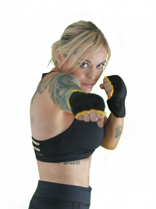 The Kilbarrack woman will fight for the EBU European strawweight title on 27 February.