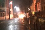 Police investigate suspected car bomb in Derry city centre