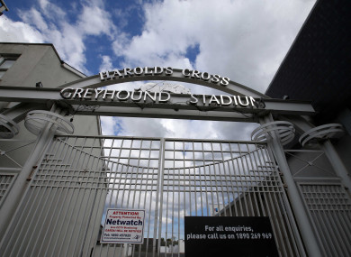 Harold's Cross greyhound stadium was bought by the Department of Education for €23 million.