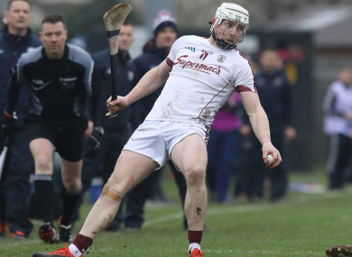 Joe Canning scored 0-10 as Galway eased past Laois in the opening round of the Allianz League.